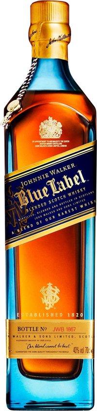 Johnnie Walker Blue Label - 70 cl