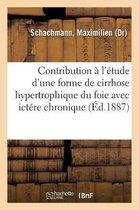 Contribution a l'etude d'une forme de cirrhose hypertrophique du foie avec ictere chronique