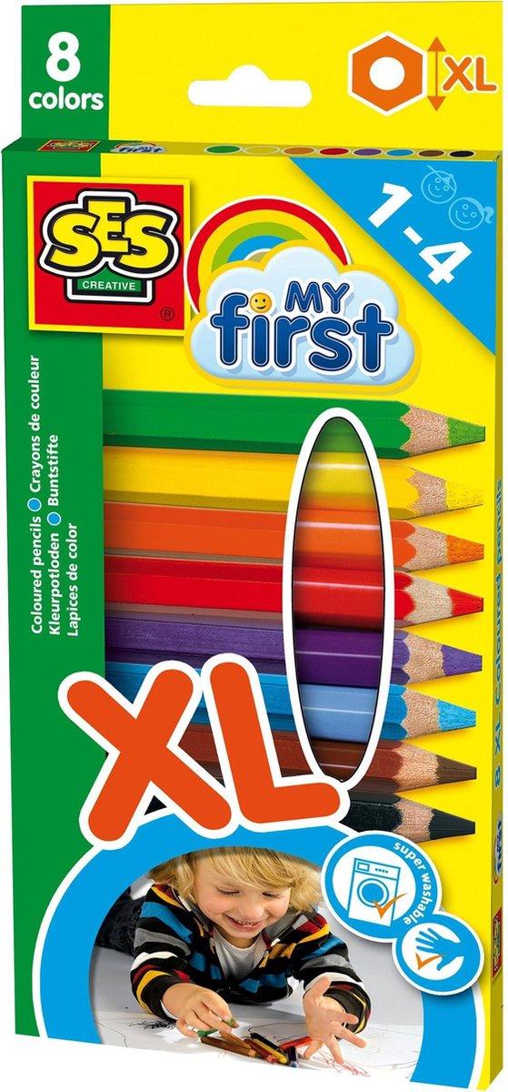 SES My First Kleurpotloden XL