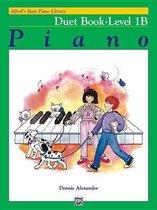 Boek cover Alfreds Basic Piano Library Duet Book, Bk 1b van Dennis Alexander