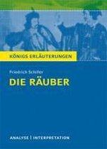 Die Räuber. Textanalyse und Interpretation