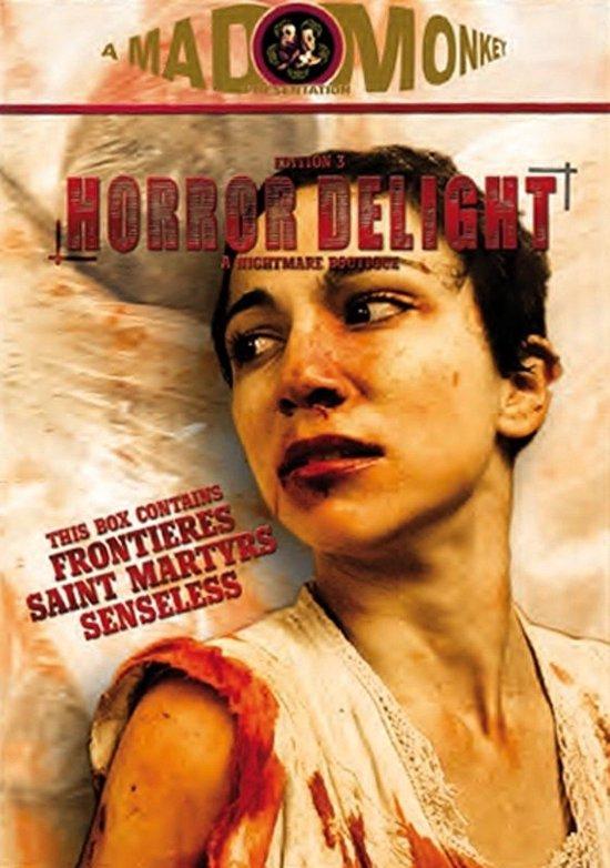 Cover van de film 'Horror Delight - Volume 1'