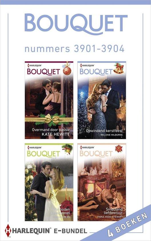 Bouquet e-bundel 3901-3904 - Bouquet e-bundel nummers 3901 - 3904 - Melanie Milburne |