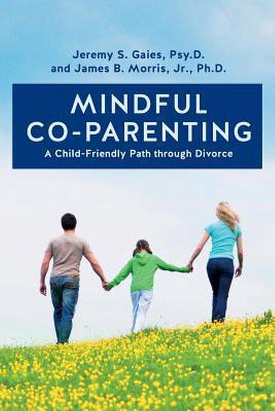 Omslag van Mindful Co-parenting