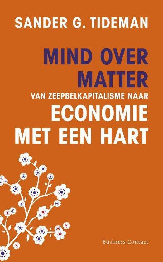 Mind over matter - Sander G. Tideman |