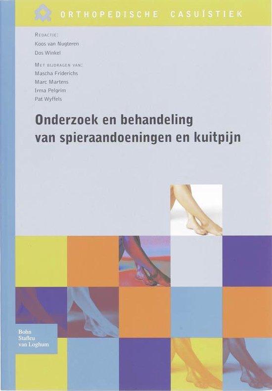 Onderzoek en behandeling van spieraandoeningen en kuitpijn - Koos van Nugteren |