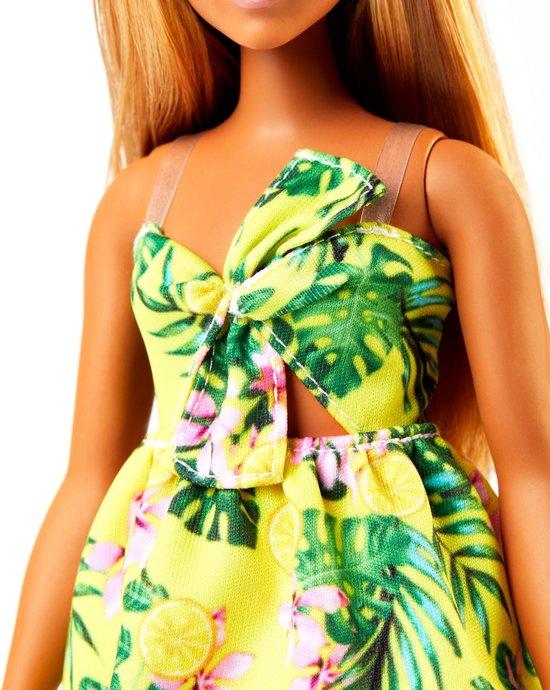 Barbie Fashionistas Curvy Met Lang Blond Haar - Barbiepop