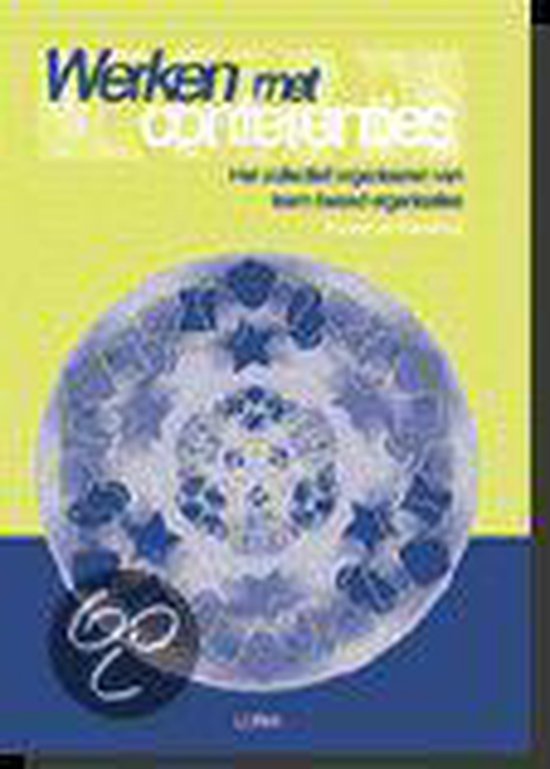 Cover van het boek 'Werken met conferenties. Het collectief organiseren van team based organisaties / druk 1'