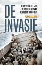 Omslag De invasie