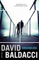 Boek cover Will Robie 1 - Onschuldig van David Baldacci