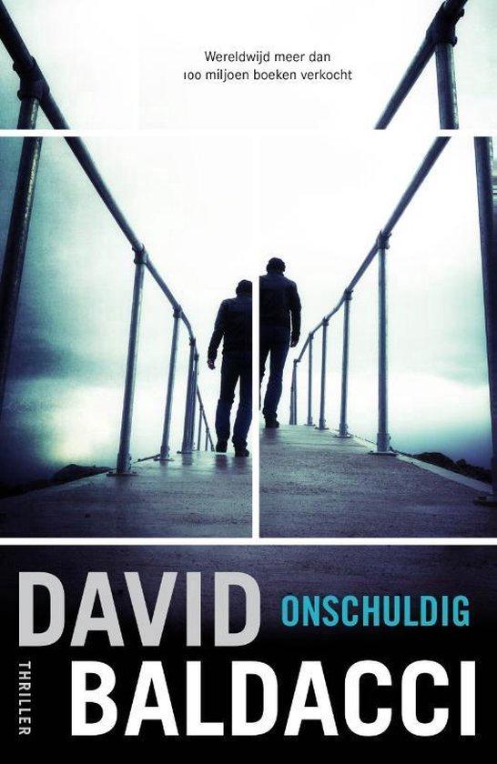 Boek cover Will Robie 1 - Onschuldig van David Baldacci (Paperback)