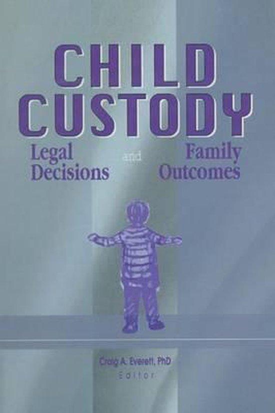 Boek cover Child Custody van Craig Everett (Paperback)