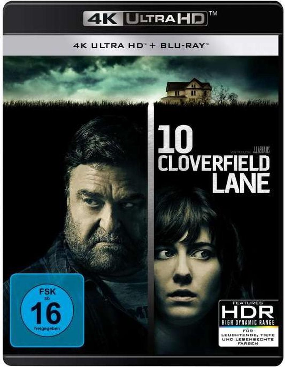 10 Cloverfield Lane (Ultra HD Blu-ray & Blu-ray)-