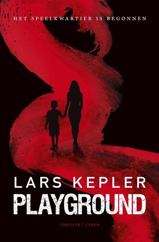 Playground - Lars Kepler |