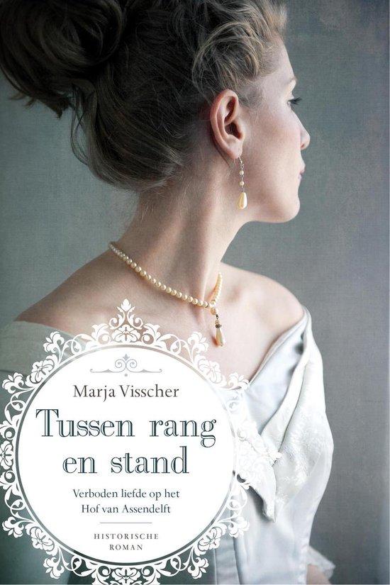 Boek cover Tussen rang en stand van Marja Visscher (Onbekend)