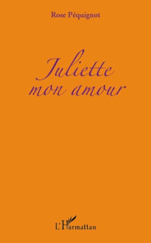 Omslag van Juliette mon amour