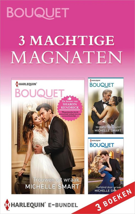 Bouquet 1 - 3 machtige magnaten - Michelle Smart pdf epub