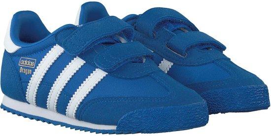adidas dragon blauw