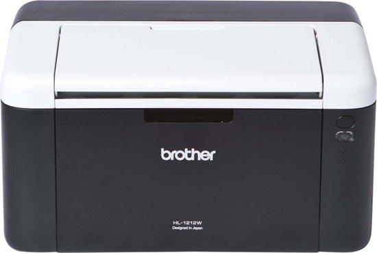 Brother HL-1212W - Draadloze Laserprinter