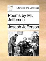 Poems by Mr. Jefferson