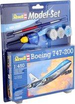 Revell Boeing 747-200 Modelset