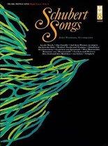Music Minus One High Voice Schubert Songs V1
