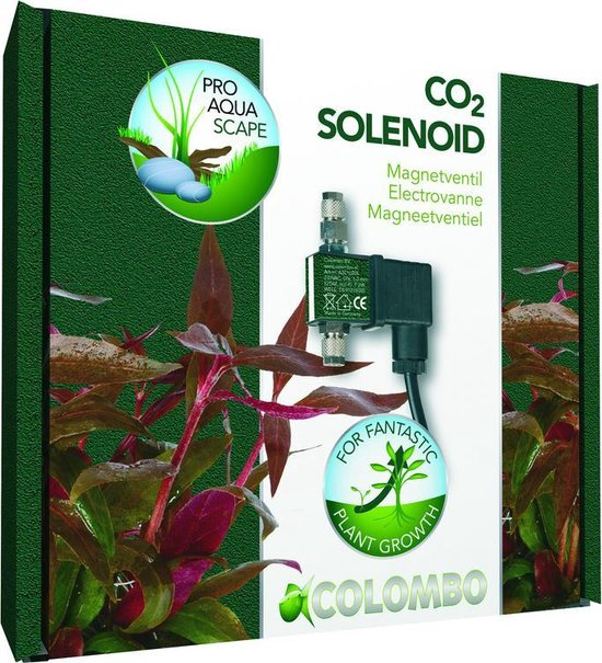 Colombo CO2 Advance Magneetventiel