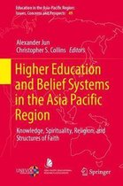 Higher Education and Belief Systems in the Asia Pacific Region