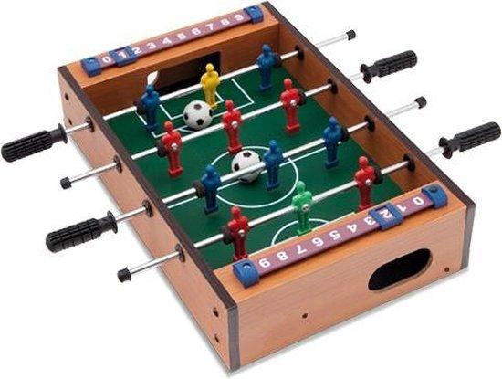 Afbeelding van het spel Mini tafel voetbal spel