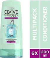 L'Oréal Paris Extraordinairy Clay Conditioner - 6x200 ml - Voordeelverpakking