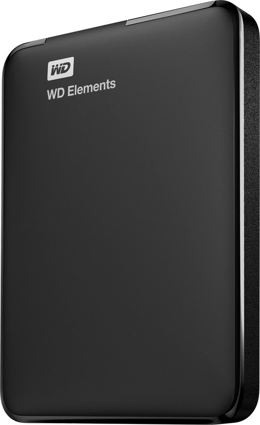 Afbeelding van WD Elements Portable 4 TB