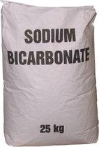 Natriumbicarbonaat (levensmiddelkwailiteit E500ii) - 25 kg