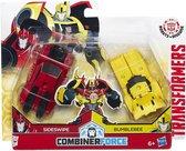 Transformers Combiner Force Bumblebee & Sideswipe - Robot