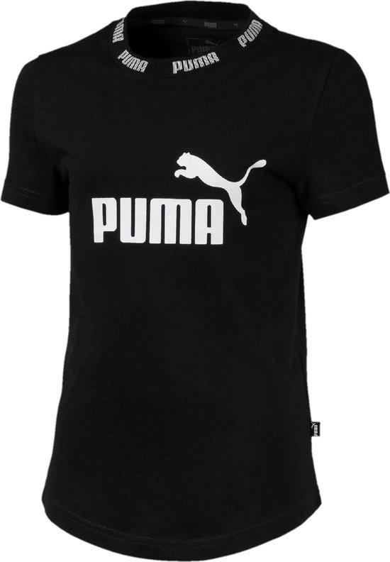 bol.com | PUMA Meisjes T-shirt Maat 140