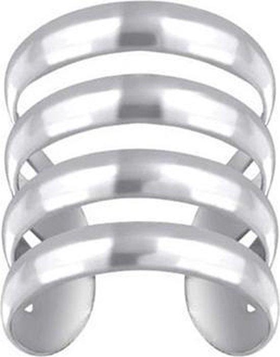 Earcuff Quatro - 925 zilver - My Unique Style
