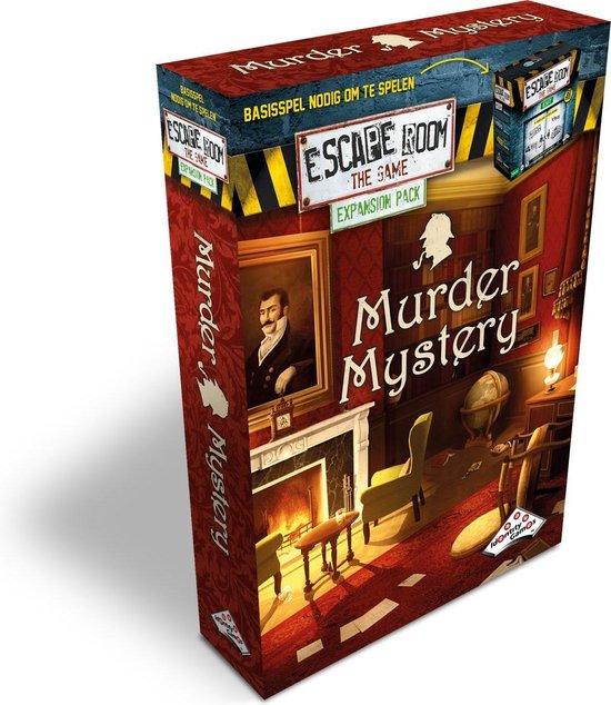 Uitbreidingsset Escape Room The Game: Murder Mystery