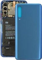 Let op type!! Batterij achtercover voor Xiaomi mi 9 (blauw)