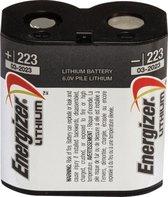 Energizer CR-P2 223 6V lithium batterij