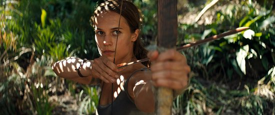 Tomb Raider (Blu-ray) - Movie