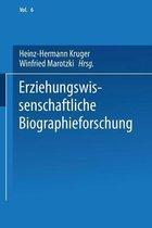 Boek cover Erziehungswissenschaftliche Biographieforschung van Heinz-Hermann Krüger