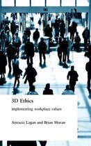 Boek cover Three Dimensional Ethics van Attracta Lagan