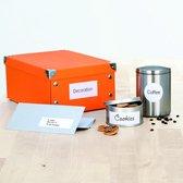 HERMA Etiketten wit 97x67.7 Premium A4 200 st.