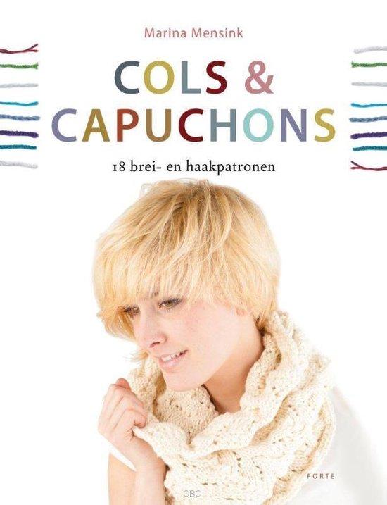 Cols & Capuchons - Marina Mensink pdf epub