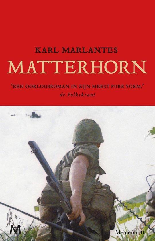 Matterhorn - Karl Marlantes |