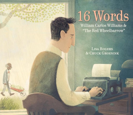 Boek cover 16 Words van Lisa Rogers (Hardcover)