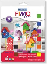 Fimo Soft Klei Basisset