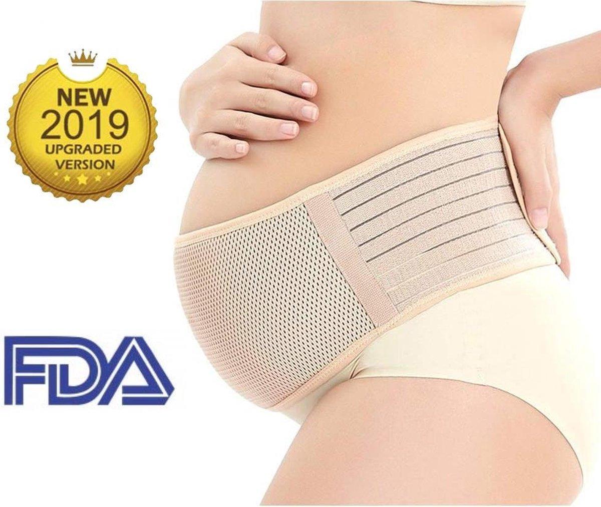 Zwangerschapssteunband - Bekkenbrace - Buikband voor zwangere vrouwen - Zwangerschapsband - Zwangers