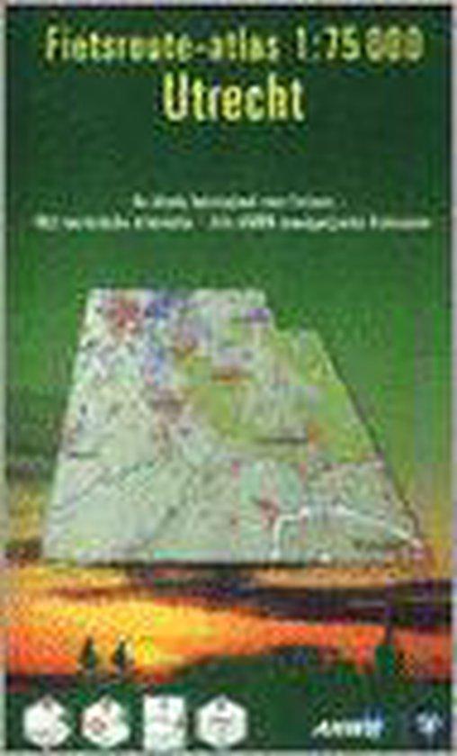 ANWB Fietsroute-atlas 1:75.000 Utrecht - ANWB  