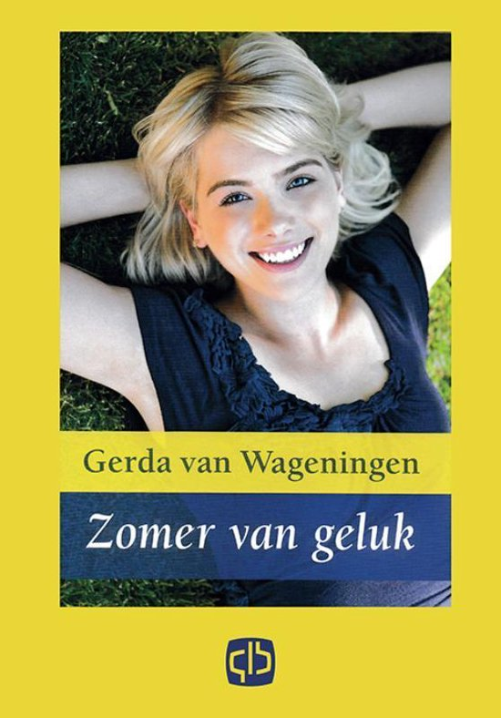 Grote letter bibliotheek 2868 - Zomer van geluk - Gerda van Wageningen |