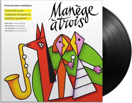 Manege A Trois -10''- (LP)